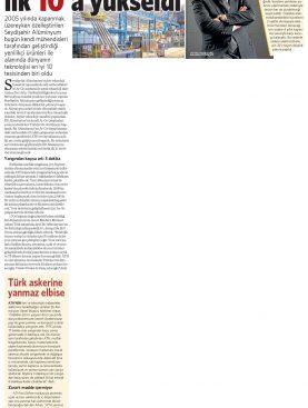 Kapanıyordu İlk 10'a Yükseldi - Vatan Gazetesi 29.10.2017